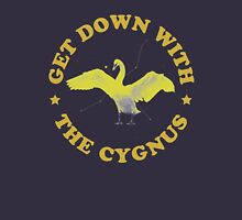 Down With The Cygnus Unisex T-Shirt