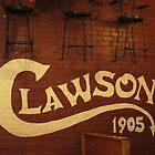 Clawson's Restaurant by Cynthia48