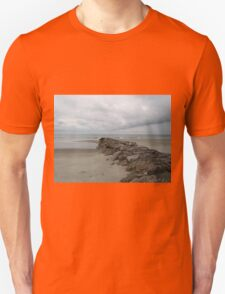 Divided By Rocks Unisex T-Shirt