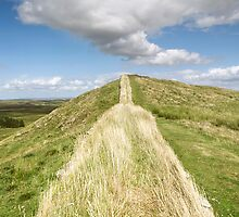 Hadrian's Wall by Chris Frost Photography