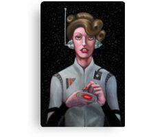 Space-Duvall Canvas Print