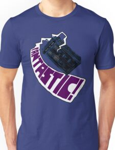 """Fantastic!"" The 9th Doctor Unisex T-Shirt"