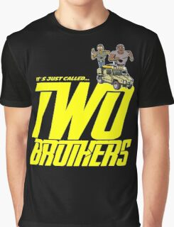 It's Just Called Two Brothers Graphic T-Shirt
