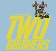 It's Just Called Two Brothers One Piece - Short Sleeve