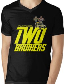 It's Just Called Two Brothers Mens V-Neck T-Shirt