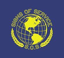 The Globe. (Yellow) Unisex T-Shirt