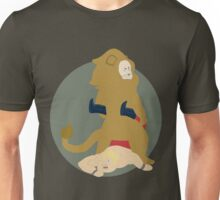 Cowardly Lion...Tamer Unisex T-Shirt