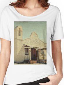 The Sanctuary Adventist Church a.k.a The Kill Bill Church Women's Relaxed Fit T-Shirt