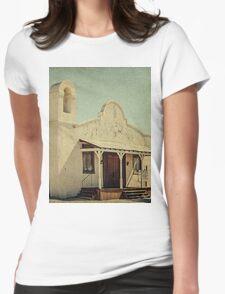 The Sanctuary Adventist Church a.k.a The Kill Bill Church Womens Fitted T-Shirt