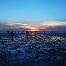 Mindil Beach Sunset by Alihogg