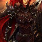 Blood Elf by miriamuk
