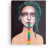 Untitled Rainbow Metal Print