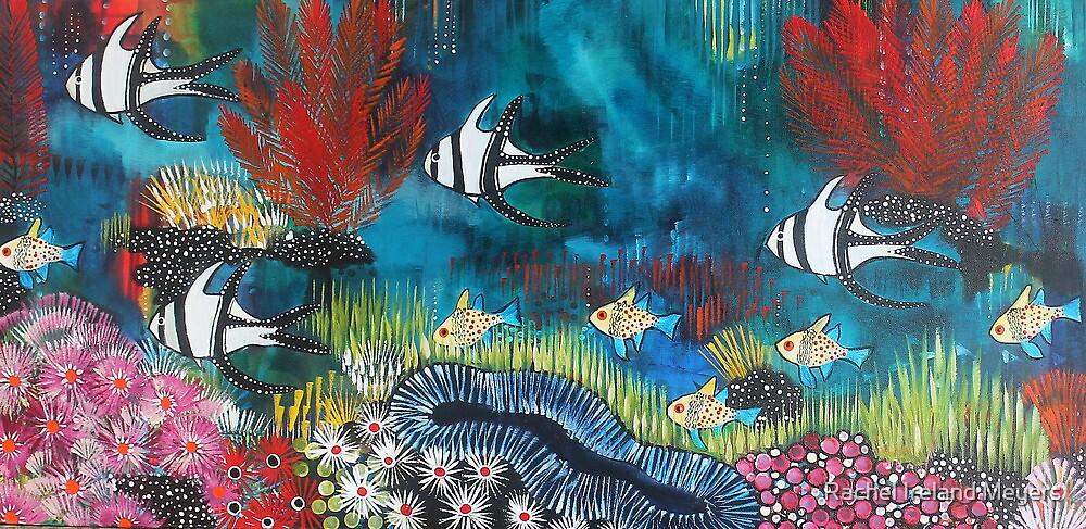 Abbey's Reef I by Rachel Ireland-Meyers