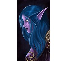 Night Elf Photographic Print