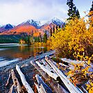 Kluane National Park, Canada by printscapes