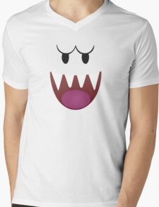 Boo! Mens V-Neck T-Shirt