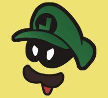 Mr. L  (Evil Luigi) Kids Clothes