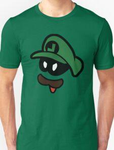 Mr. L  (Evil Luigi) Unisex T-Shirt