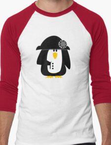 Penguin Bonaparte VRS2 Men's Baseball ¾ T-Shirt