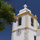 Portugal Alvor Church by clizzio
