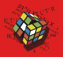 Rubix Formula Baby Tee