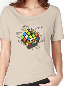 Rubix Formula Women's Relaxed Fit T-Shirt