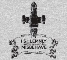 I Solemnly Swear That I Aim To Misbehave...Again by piecesofrie
