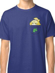 Pocket Isabelle + Leaf Classic T-Shirt
