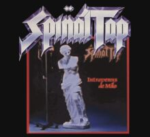 Spinal Tap - Intravenus De Milo (1974) by ChungThing