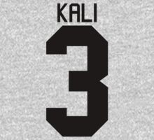 Kali jersey - black text by sstilinski