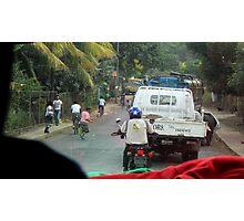 Diverse Transportation Photographic Print