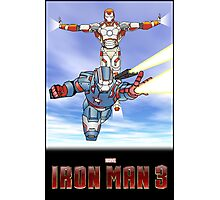 Iron Man 3 Photographic Print