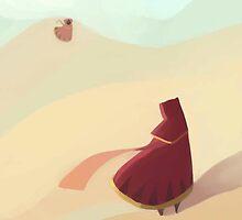 Journey iPhone Case by Jenny Ma