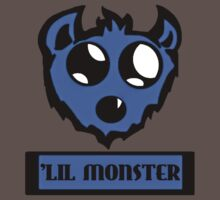 'Lil Monster One Piece - Short Sleeve