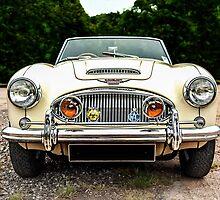 Austin Healey 3000 MK11 by mhfore