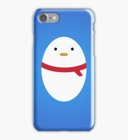 Simple Cute Penguin iPhone Case/Skin