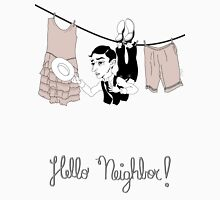 Buster Keaton Hello Neighbor! cartoon Unisex T-Shirt