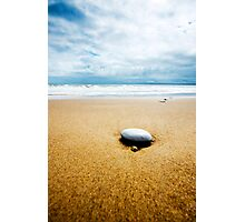 Irish Coast - Brittas Bay - Ireland Photographic Print