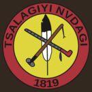 Tsalagiyi Nvdagi by dale rogers