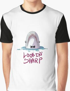 Lookin' Sharp (Ver. Two) Graphic T-Shirt