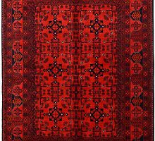 5' 8 x 7' 8 Khal Mohammadi Oriental Rug by nathanwoo1017