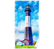 Tybee Light Station Poster