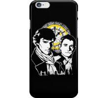 John and Sherlock iPhone Case/Skin