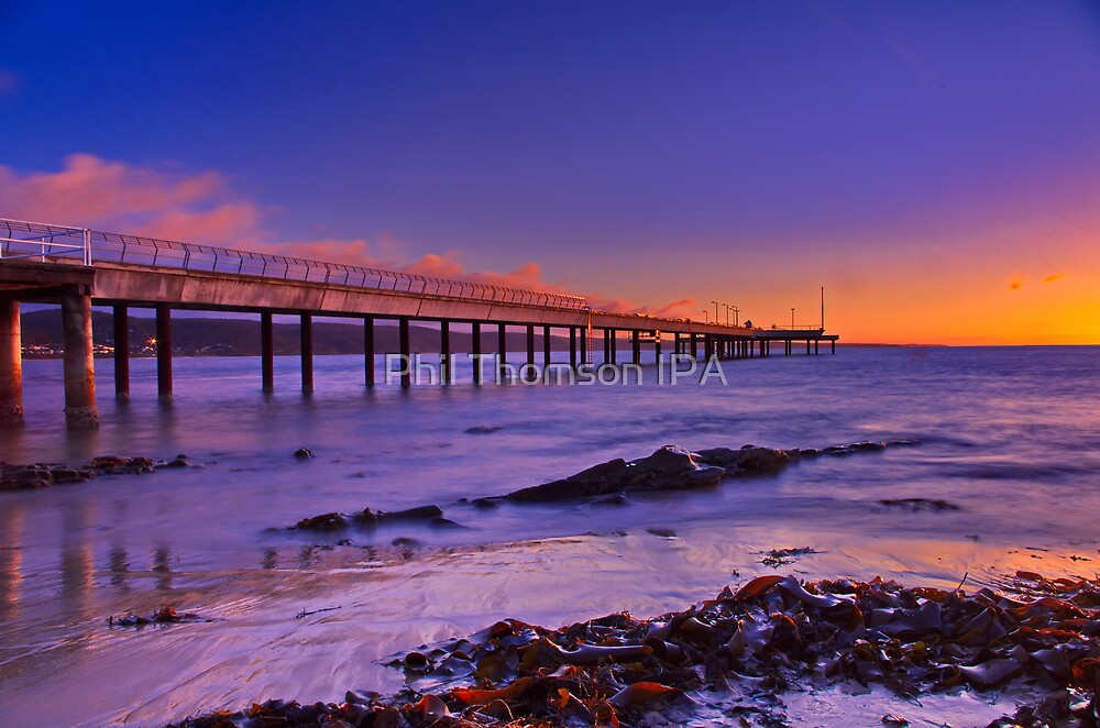 """""""A Winter's Morning In Lorne"""" by Phil Thomson IPA"""