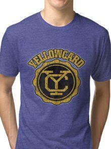 Yellowcard Tri-blend T-Shirt