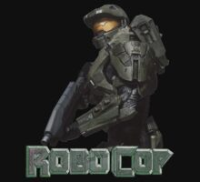 Halo - Robocop by jtbentley