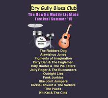 Dry Gully Blues Club Summer Festival Unisex T-Shirt