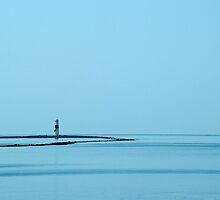 Blackrock Lighthouse by Adrian McGlynn