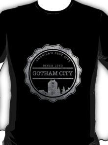 Gotham City (for dark coloured shirts) T-Shirt