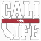 Cali Life Red by daleos